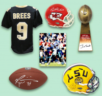 Schwartz Sports Hardwood to Hollywood EXTREME Autograph Mystery Box – Series 6 (6 Signed Collectibles Per Box) (Limited to 125) at PristineAuction.com