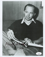 "Billy Wilder Signed 8x10 Photo Inscribed ""1990"" (JSA COA) at PristineAuction.com"
