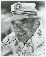 Frank Capra Signed 8x10 Photo (JSA COA) at PristineAuction.com