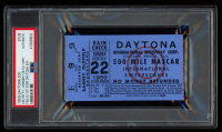 1959 Daytona 500 Authentic Ticket Stub (PSA Encapsulated) at PristineAuction.com