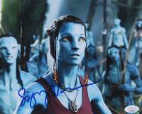 "Sigourney Weaver Signed ""Avatar"" 8x10 Photo (JSA COA) at PristineAuction.com"