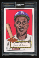 Jackie Robinson 2020 Topps Project 2020 #3 at PristineAuction.com