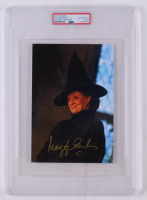 "Maggie Smith Signed ""Harry Potter"" 6x8 Photo (PSA Encapsulated) at PristineAuction.com"