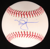 Mark McGwire Signed OML Baseball (Beckett COA) at PristineAuction.com