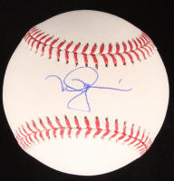 Mark McGwire Signed OML Baseball (Beckett COA) at PristineAuction.com