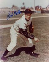 Bob Feller Signed Indians 8x10 Photo (Sportscards SOA) at PristineAuction.com