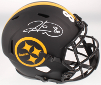 Hines Ward Signed Steelers Eclipse Alternate Speed Full-Size Helmet (Beckett COA) at PristineAuction.com