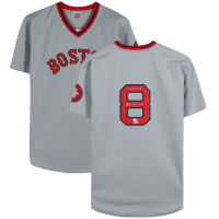 "Carl Yastrzemski Signed Red Sox Jersey Inscribed ""HOF 89"" (Fanatics Hologram) at PristineAuction.com"