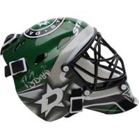 Ben Bishop Signed Stars Mini Goalie Mask (Fanatics Hologram) at PristineAuction.com