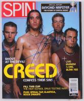 Scott Stapp, Mark Tremonti & Scott Phillips Signed Spin Magazine (Beckett LOA) at PristineAuction.com