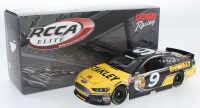 Richard Petty & Marcos Ambrose Signed LE #9 Stanley 2014 Ford Fusion 1:24 Scale Die Cast Car (JSA COA) at PristineAuction.com