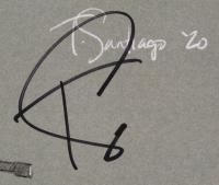 "Tony Santiago - Boba Fett - ""Star Wars"" 13x19 Signed Lithograph (PA COA) at PristineAuction.com"