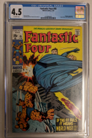 "1970 ""Fantastic Four"" Issue #95 Marvel Comic Book (CGC 4.5) at PristineAuction.com"