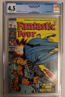 "1970 ""Fantastic Four"" Issue #95 Marvel Comic Book (CGC 4.5) at PristineAuction.com"