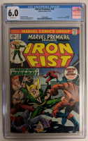 "1974 ""Marvel Premiere"" Issue #19 Marvel Comic Book (CGC 6.0) at PristineAuction.com"