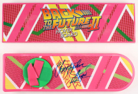 "Christopher Lloyd Signed ""Back To The Future Part II"" Full-Size Hover Board (Beckett COA) at PristineAuction.com"