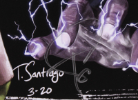 """Tony Santiago - """"Star Wars: Revenge of the Sith"""" 13x19 Signed Lithograph (PA COA) at PristineAuction.com"""