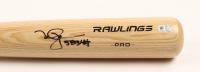 "Mark McGwire Signed Rawlings Pro Baseball Bat Inscribed ""583 HR's"" (MLB Hologram) at PristineAuction.com"