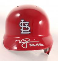 "Mark McGwire Signed Cardinals Full-Size Batting Helmet Inscribed ""Big Mac"" (Beckett COA) at PristineAuction.com"