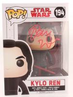 "Adam Driver Signed ""Star Wars: The Last Jedi"" Kylo Ren #194 Funko Pop! Vinyl Figure (Beckett COA) at PristineAuction.com"