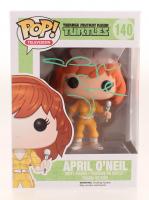 "Megan Fox Signed ""Teenage Mutant Ninja Turtles"" April O'Neil #140 Funko Pop Vinyl Figure (PSA COA) at PristineAuction.com"