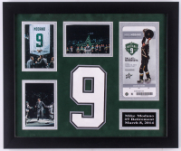 Mike Modano Stars 15x18 Custom Framed Ticket Display at PristineAuction.com