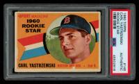 Carl Yastrzemski 1960 Topps #148 RC (PSA Authentic) at PristineAuction.com