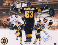 Brad Marchand Signed Bruins 16x20 Photo (Marchand COA) at PristineAuction.com