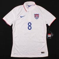 Clint Dempsey Signed Team USA Jersey (JSA COA & GSE COA) at PristineAuction.com