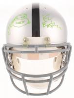 "Kevin Eastman Signed Full-Size Helmet With Hand-Drawn ""Teenage Mutant Ninja Turtles"" Sketch (JSA COA) at PristineAuction.com"