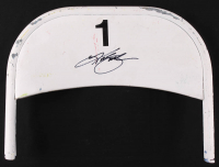 Kurt Busch Signed Original #1 Daytona International Speedway Seat Back (Fanatics COA & PA COA) at PristineAuction.com