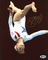 Shannon Miller Signed 8x10 Photo (Beckett COA) at PristineAuction.com