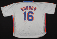 "Dwight ""Doc"" Gooden Signed Jersey (JSA COA) at PristineAuction.com"