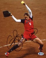 Cat Osterman Signed Team USA 8x10 Photo (Beckett COA) at PristineAuction.com