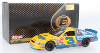 Dale Earnhardt LE #3 GM Goodwrench Service Plus Wrangler Jeans 1999 Monte Carlo Elite 1:24 Scale Die Cast Car at PristineAuction.com