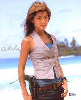 """Grace Park Signed """"Hawaii Five-0"""" 8x10 Photo (Beckett COA) at PristineAuction.com"""