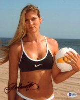 Gabrielle Reece Signed 8x10 Photo (Beckett COA) at PristineAuction.com