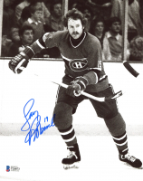 Larry Robinson Signed Canadiens 8x10 Photo (Beckett COA) at PristineAuction.com