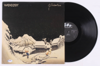 "Rivers Cuomo Signed Weezer ""Pinkerton"" Vinyl Record Album Cover (PSA Hologram) at PristineAuction.com"