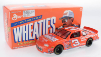 Dale Earnhardt LE #3 Goodwrench Wheaties 1997 Monte Carlo 1:24 Scale Die Cast Car at PristineAuction.com
