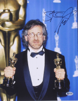 Steven Spielberg Signed 11x14 Photo (Beckett COA) at PristineAuction.com