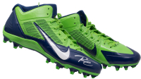 Russell Wilson Signed Seahawks Cleat (Wilson Hologram) at PristineAuction.com