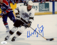 Wayne Gretzky Signed Kings 8x10 Photo (JSA COA) at PristineAuction.com