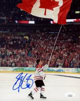 Sidney Crosby Signed Team Canada 8x10 Photo (JSA COA) at PristineAuction.com