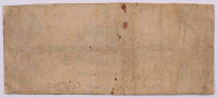 1861 $5 Five-Dollar Confederate States of America Richmond CSA Bank Note at PristineAuction.com