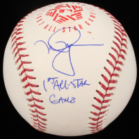 """Mark McGwire Signed 1989 World Series Baseball Inscribed """"89 WS Champs"""" (MLB Hologram) at PristineAuction.com"""