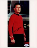 "James Doohan Signed ""Star Trek"" 8x10 Photo (PSA COA) at PristineAuction.com"