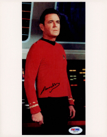 "James Doohan Signed ""Star Trek"" 8x10 Photo (PSA COA) at PristineAuction.com"