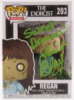 "Linda Blair Signed ""The Exorcist"" Regan #203 Funko Pop Vinyl Figure Inscribed ""Sweet Dreams!"" (Beckett COA) at PristineAuction.com"