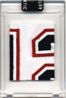 TOM BRADY 2001 NEW ENGLAND PATRIOTS GAME JERSEY SWATCH MYSTERY BOX at PristineAuction.com
